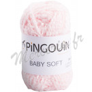 fil à tricoter bébé baby soft pingouin