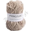 fil à tricoter pingo fourrure pingouin